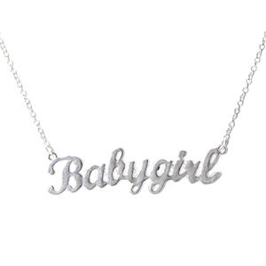 Jewelry - 🦋✨New🦋Baby Girl Silver Necklace🦋✨